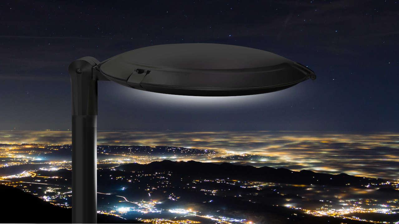 Televés, Slowlight, contaminación lumínica