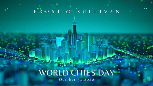 Frost &Sullivan, IoT, 5G, conectvidad, ciudades inteligentes
