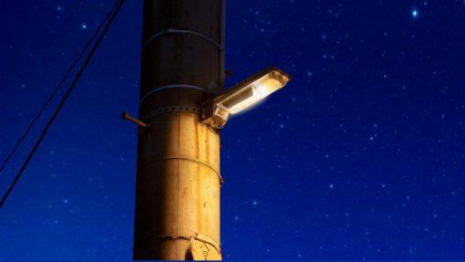 contaminación lumínica, cielo oscuro, Panasonic,