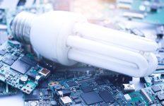 residuos electrónicos, economía circular, reciclaje, RAAEs