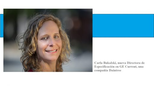 Carla Bukalski, GE Current, ilumnación