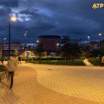 ATP Iluminación – Parque Yamaguchi