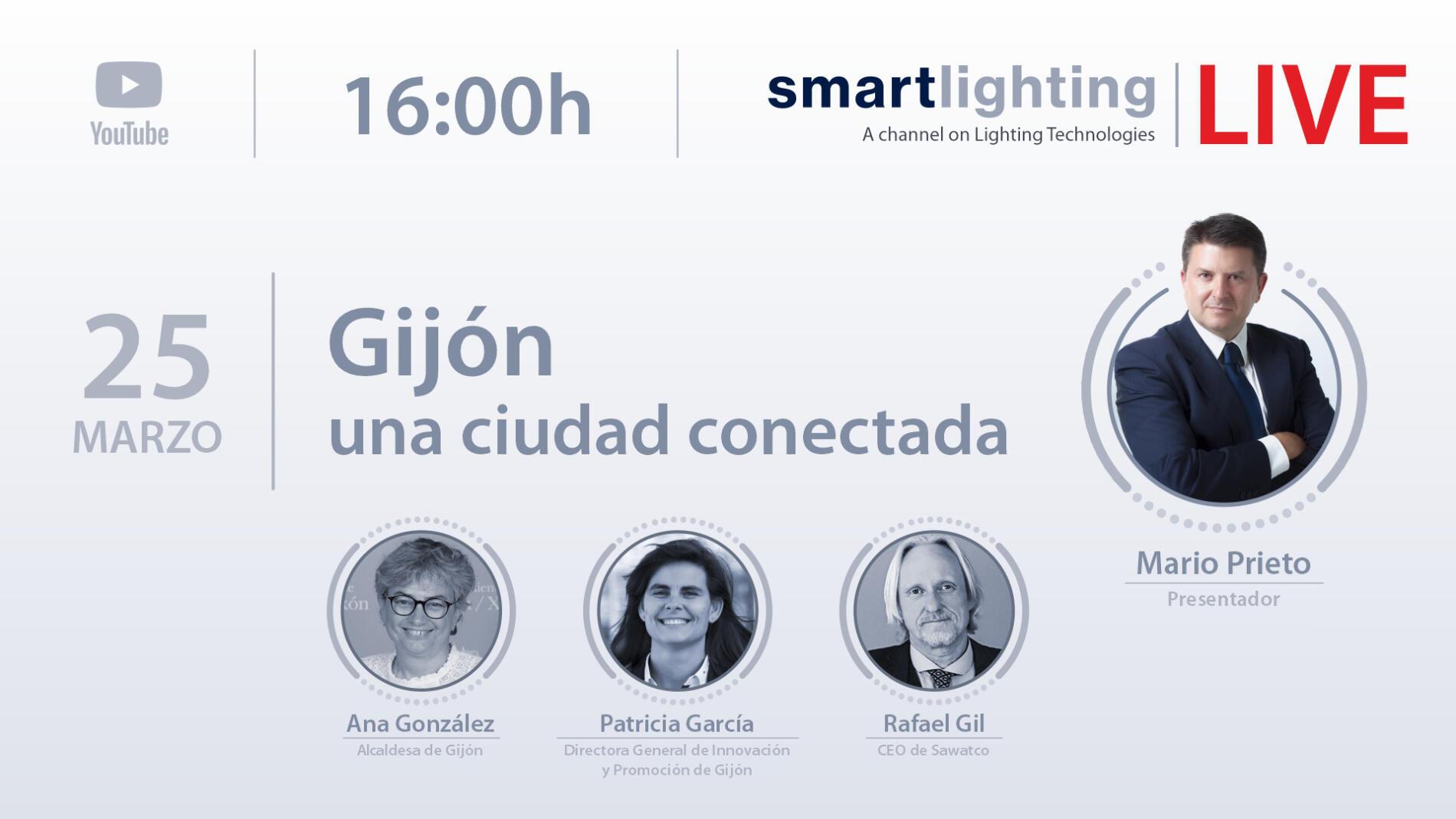 smartlighting, smartlighting LIVE, Gijón, Licitación alumbrado público