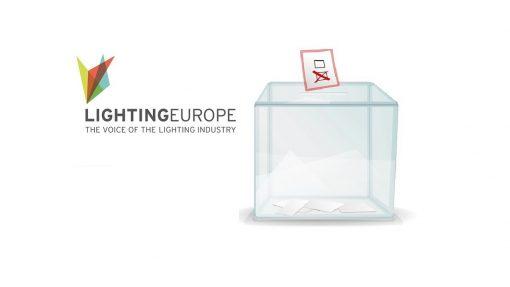 LightingEurope, ANFALUM, iluminación, elecciones