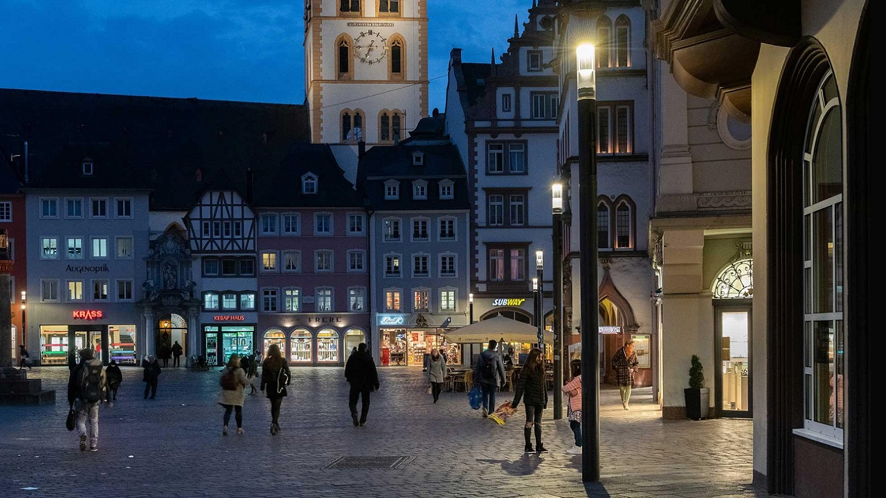 smart pole, smart lighting, ciudades inteligentes, smart city