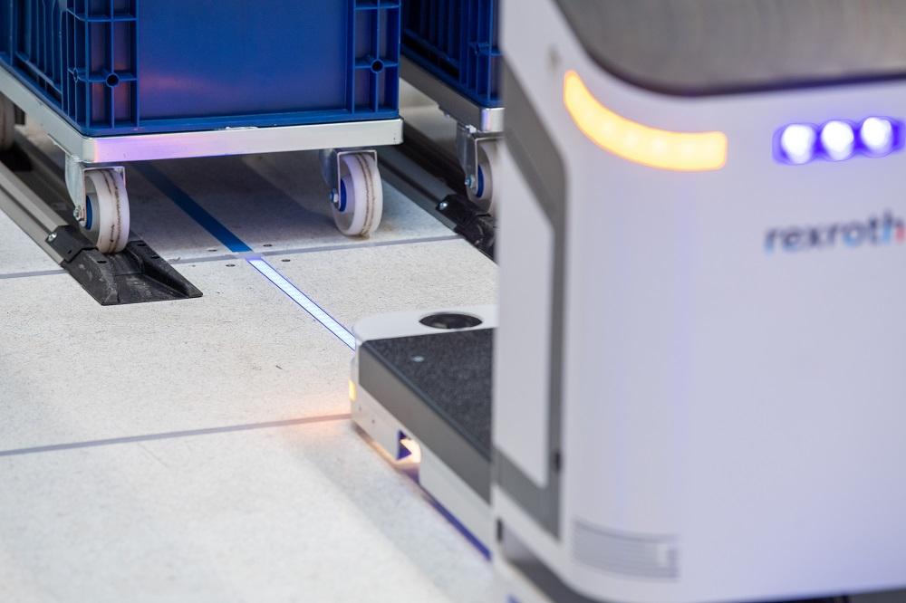 Bosch, fabrica del futuro