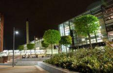 Sistema de control inteligente, Telensa, Universidad de Leicester, iluminacíon inteligente