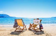sol, playa, luz uvb, cancer colarrectal