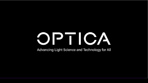 Optica, OSA, fotónica