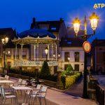 ATP Iluminación – Villa de Noreña (LED 2200 K)