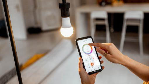 dispositivos inteligentes, hogar inteligente, smart home, IoT