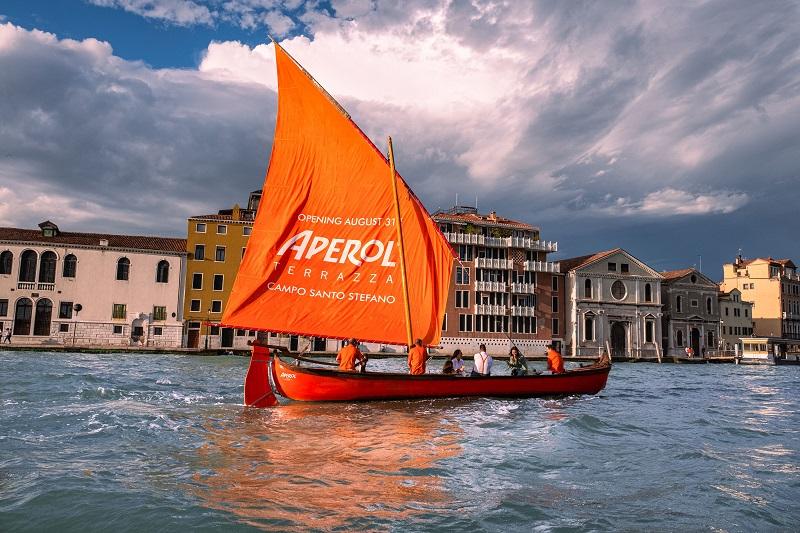 Terraza Aperol, Venecia